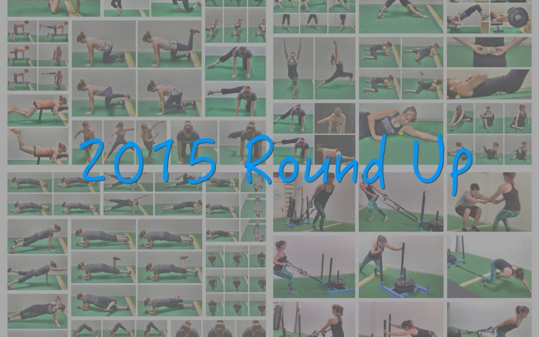 The Best Of Redefining Strength 2015