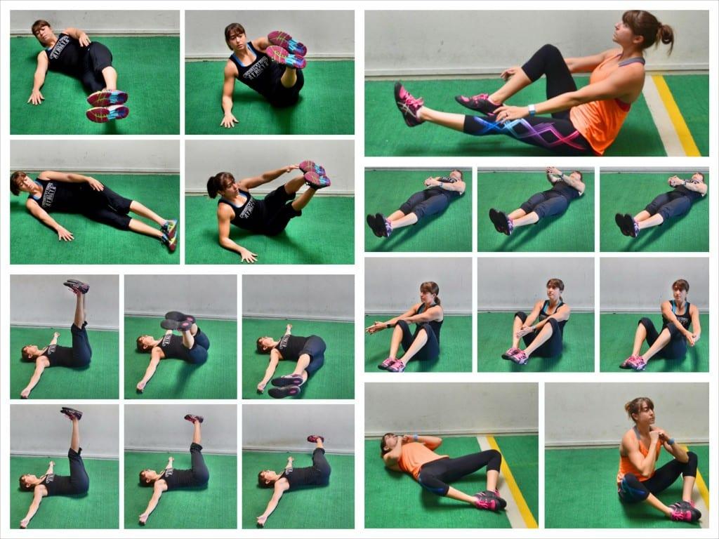 20 ab exercises
