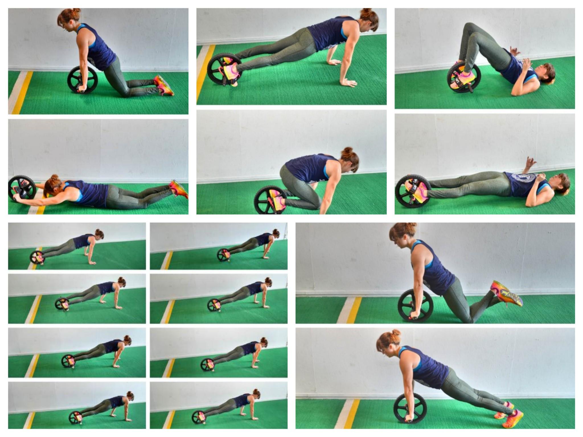 Как сделать колесо упражнение фото 450