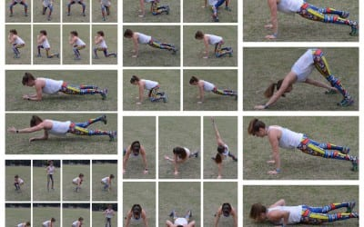 10 Bodyweight Travel Exercises And A Quick Travel Workout