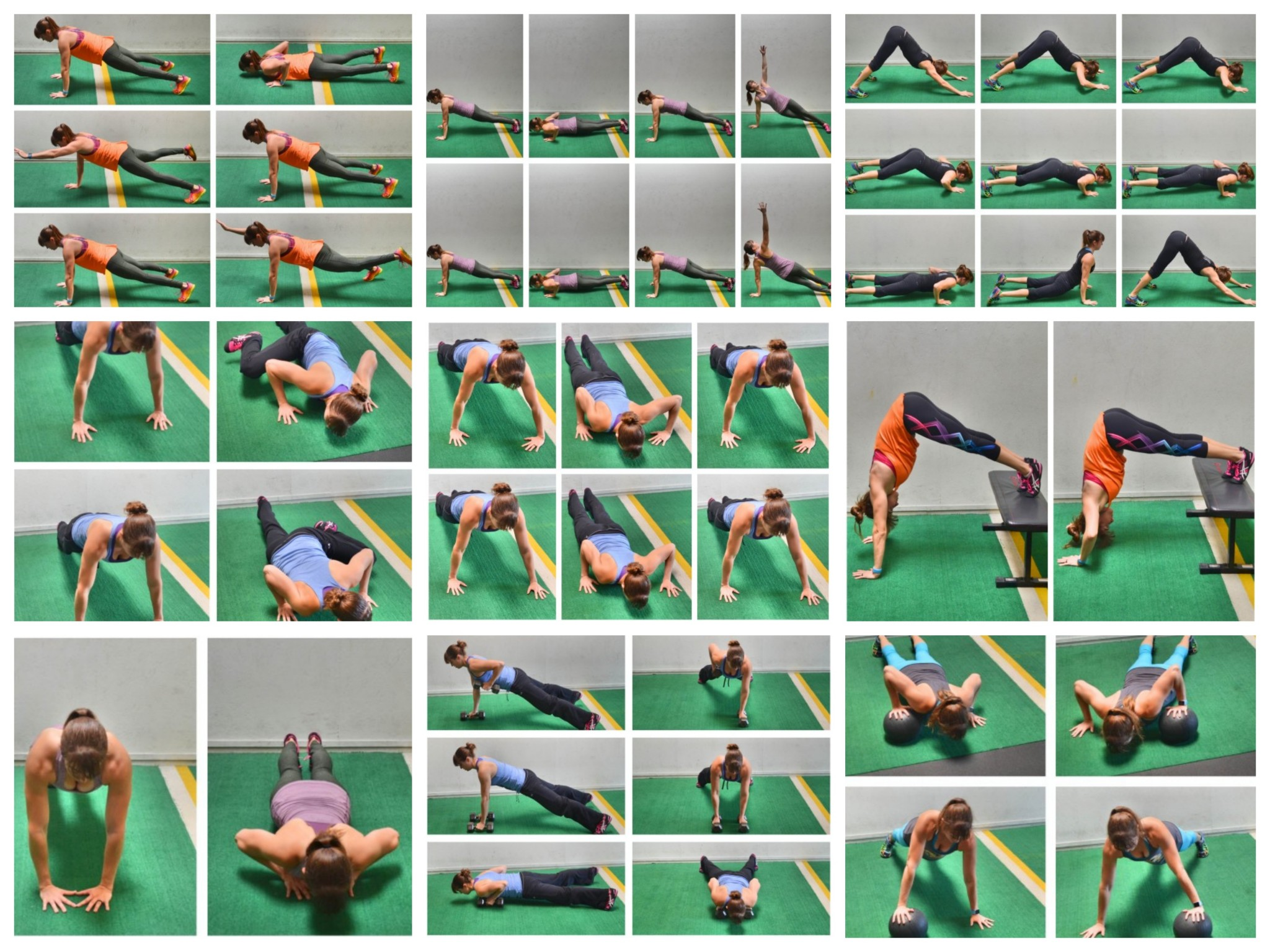31-push-up-variations