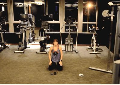 Beijing Quick Cardio-Core Workout