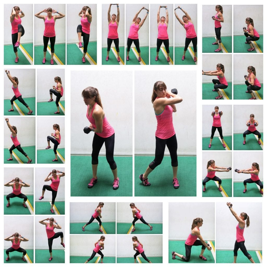 20 Standing Core Exercises Redefining Strength