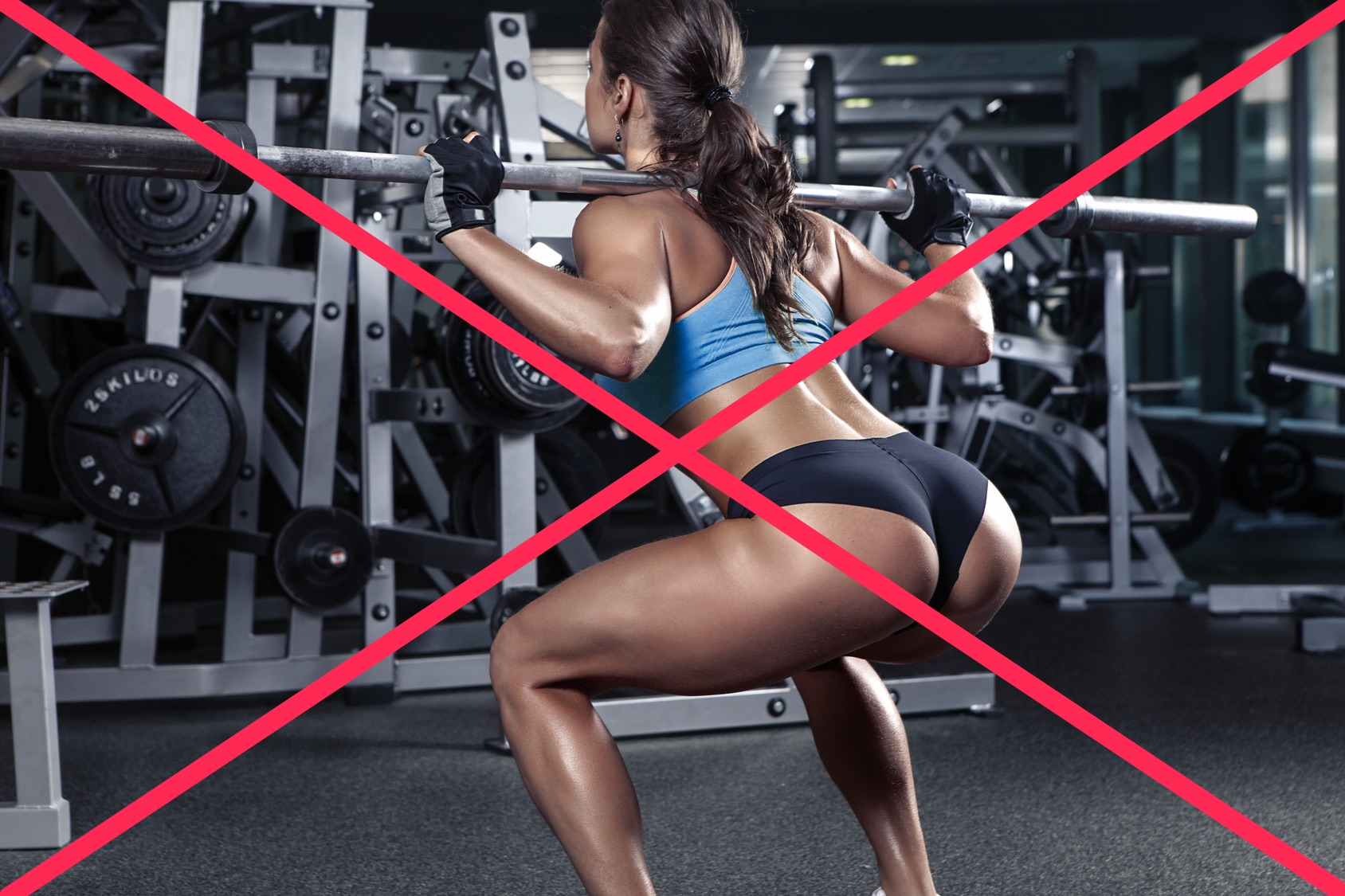 The 3 WORST Glute Exercises?!