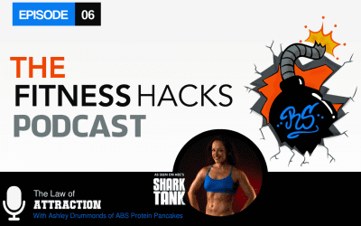 FHP 006: Ashley Drummonds Founder of ABS Protein Pancakes (As featured on Shark Tank)