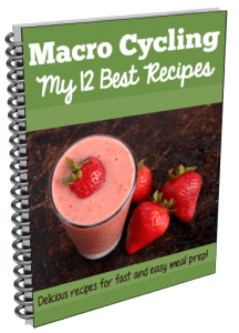 recipe macro guide cover