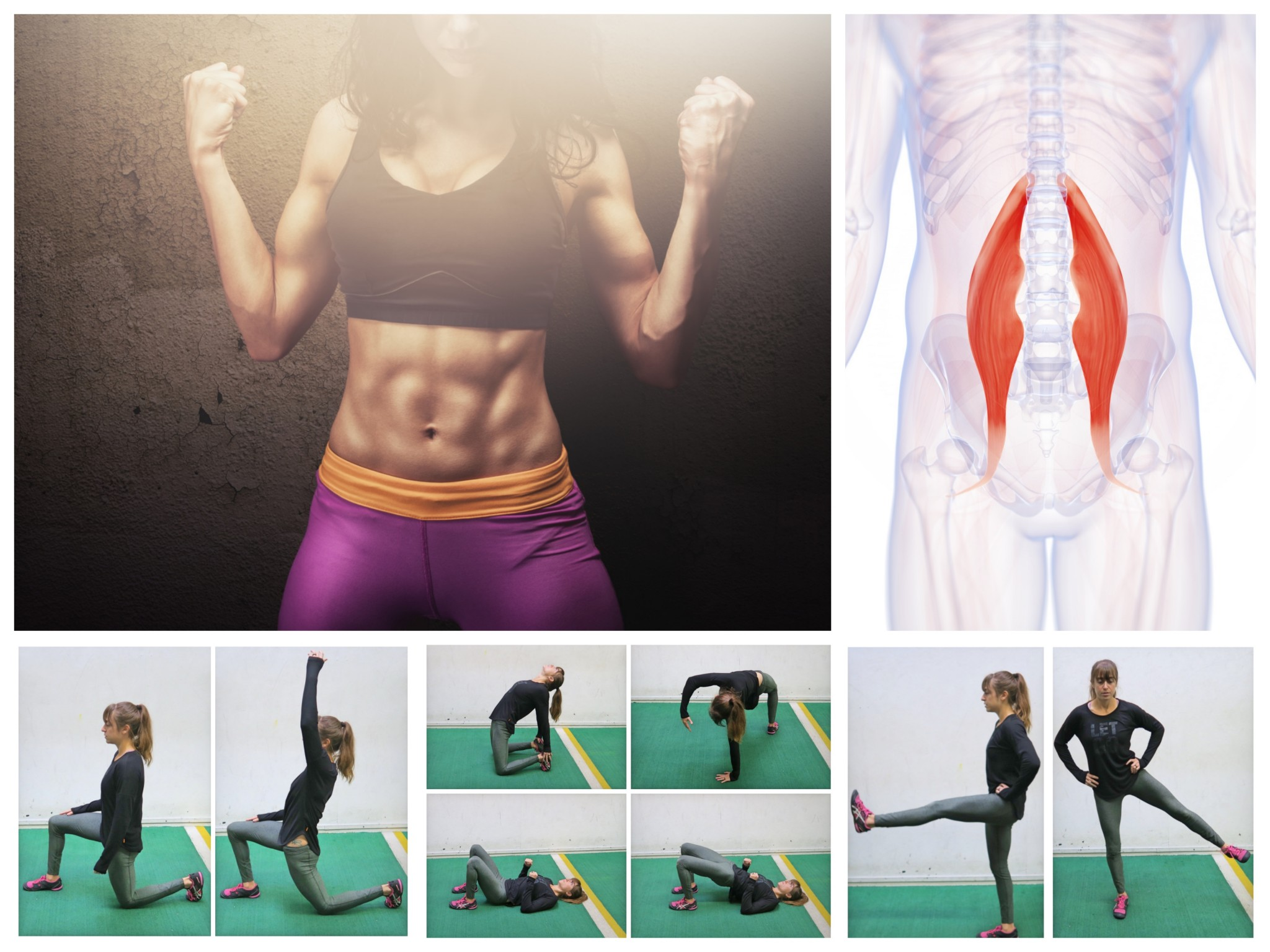 Hip Abductor Pain Exercises