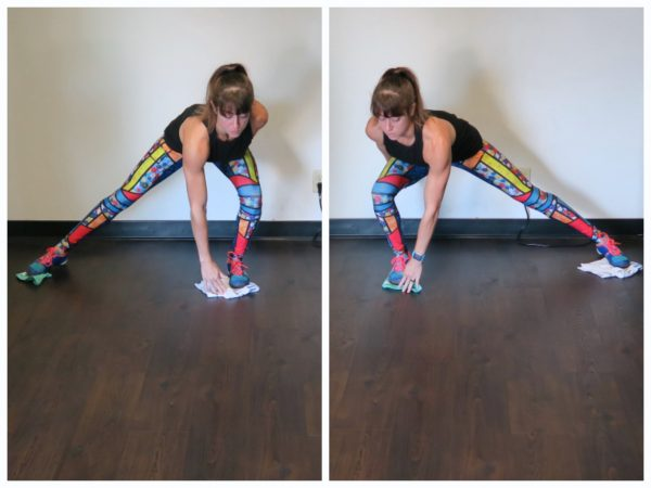 alternating-side-lunges