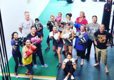 Boxing Bootcamp