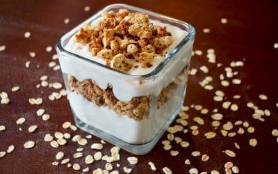 Protein Granola – Balancing Eating Well And Cravings!