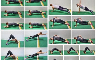 5 Plank Variations I ALWAYS Use