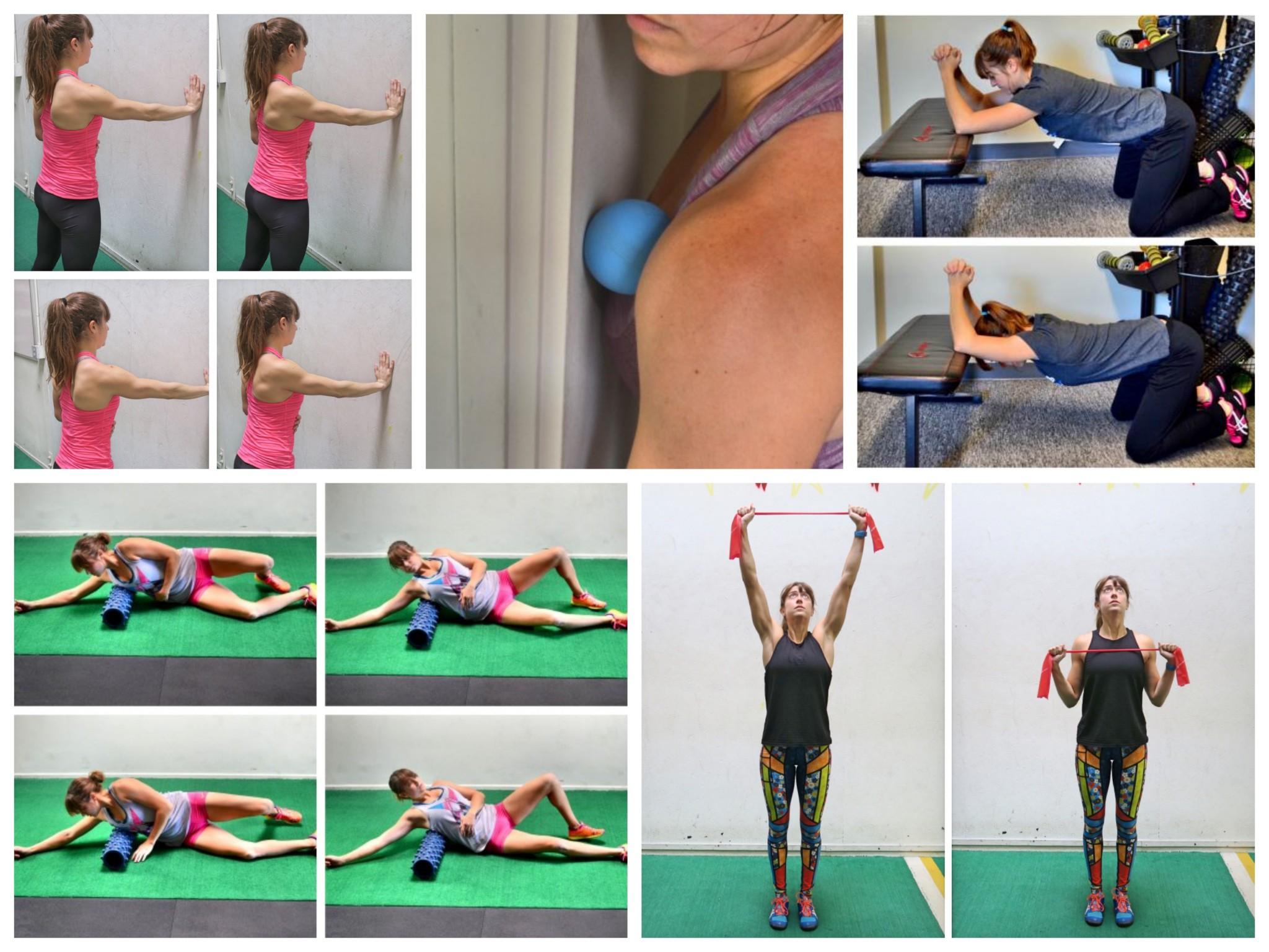 6 Moves To Shrug Off Shoulder Pain forecast