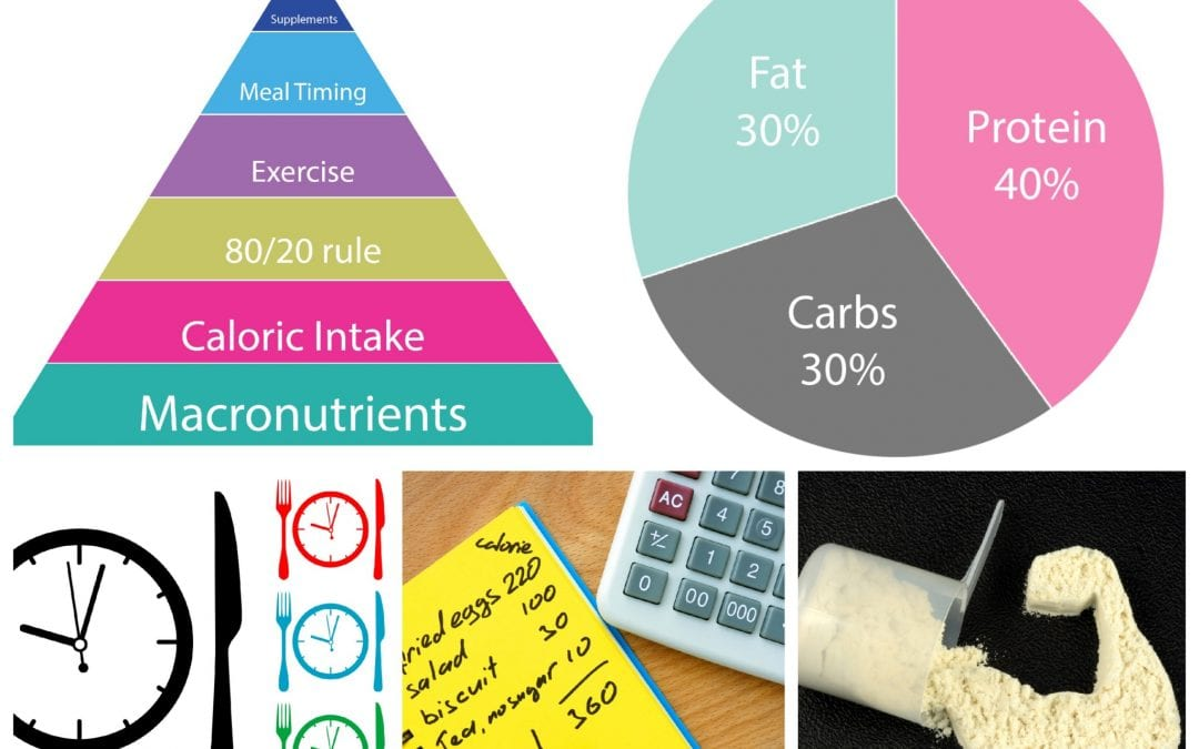 The Macro Cycling Pyramid Of Nutrition Priorities For Success