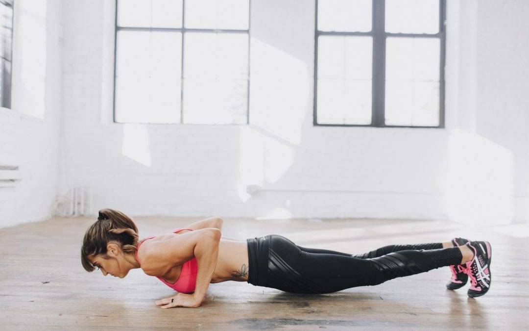 5 Bodyweight Upper Body Exercise (no equipment needed!)