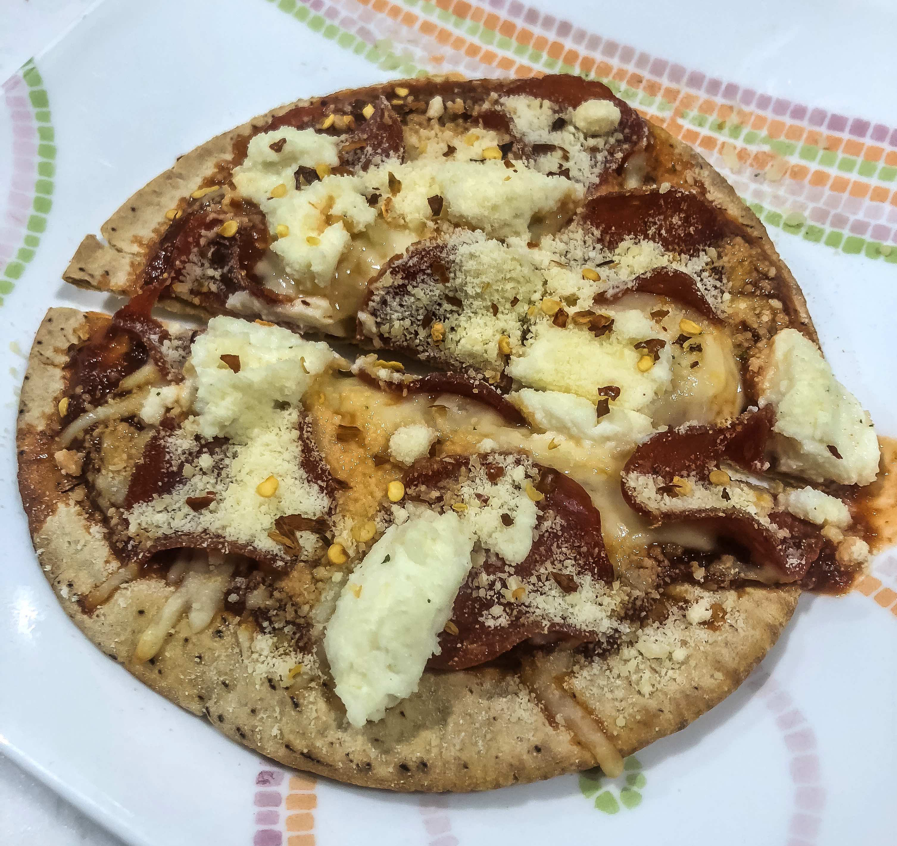 Macro-Friendly Pizza – Curb Those Cravings