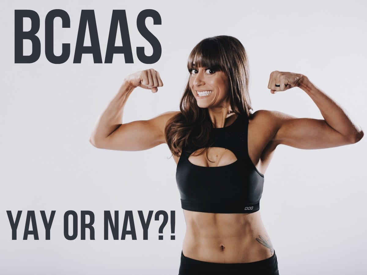 Let's Talk Supplements – Breaking Down BCAAs