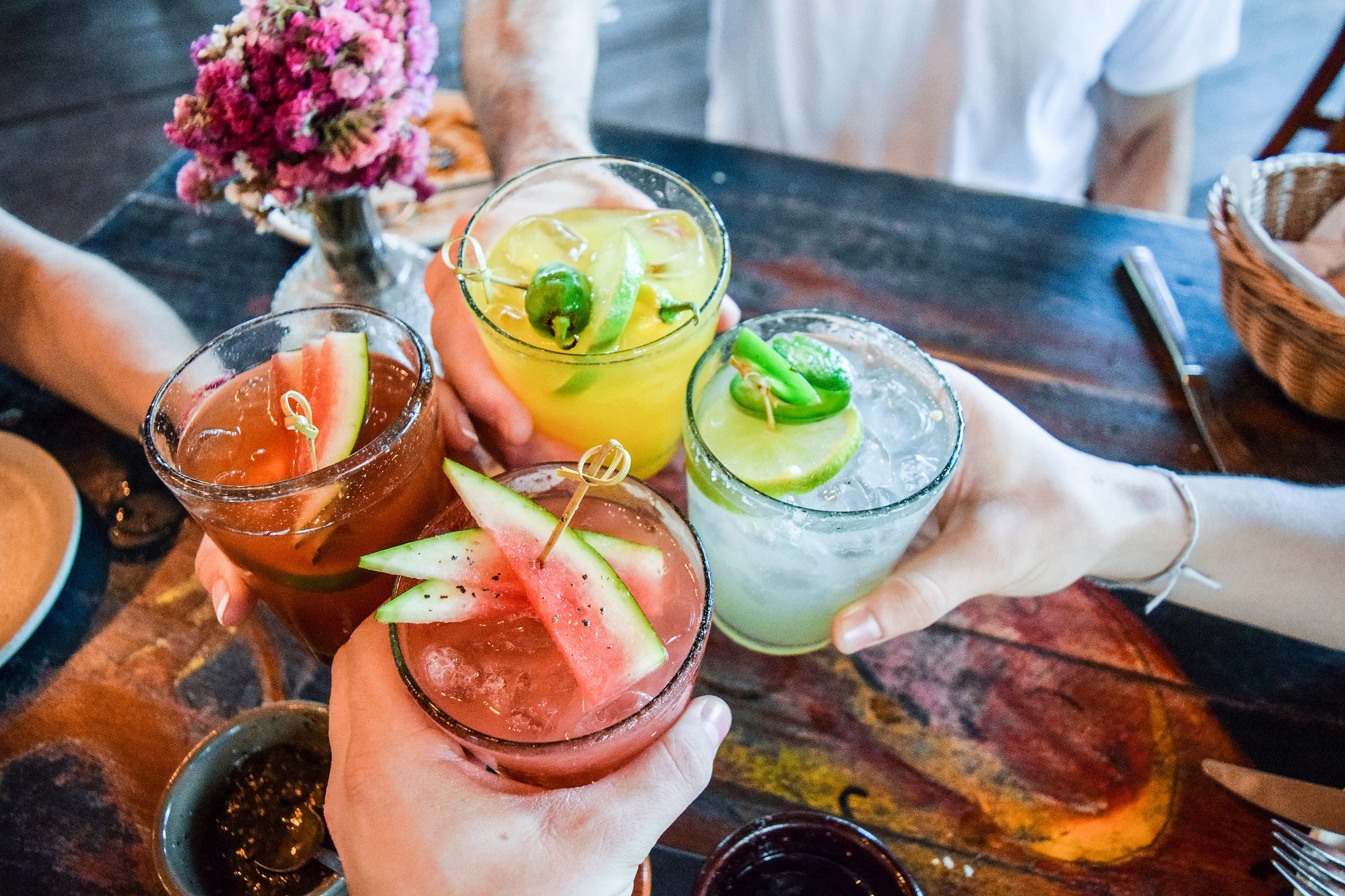 To Drink Or Not To Drink – Alcohol!?