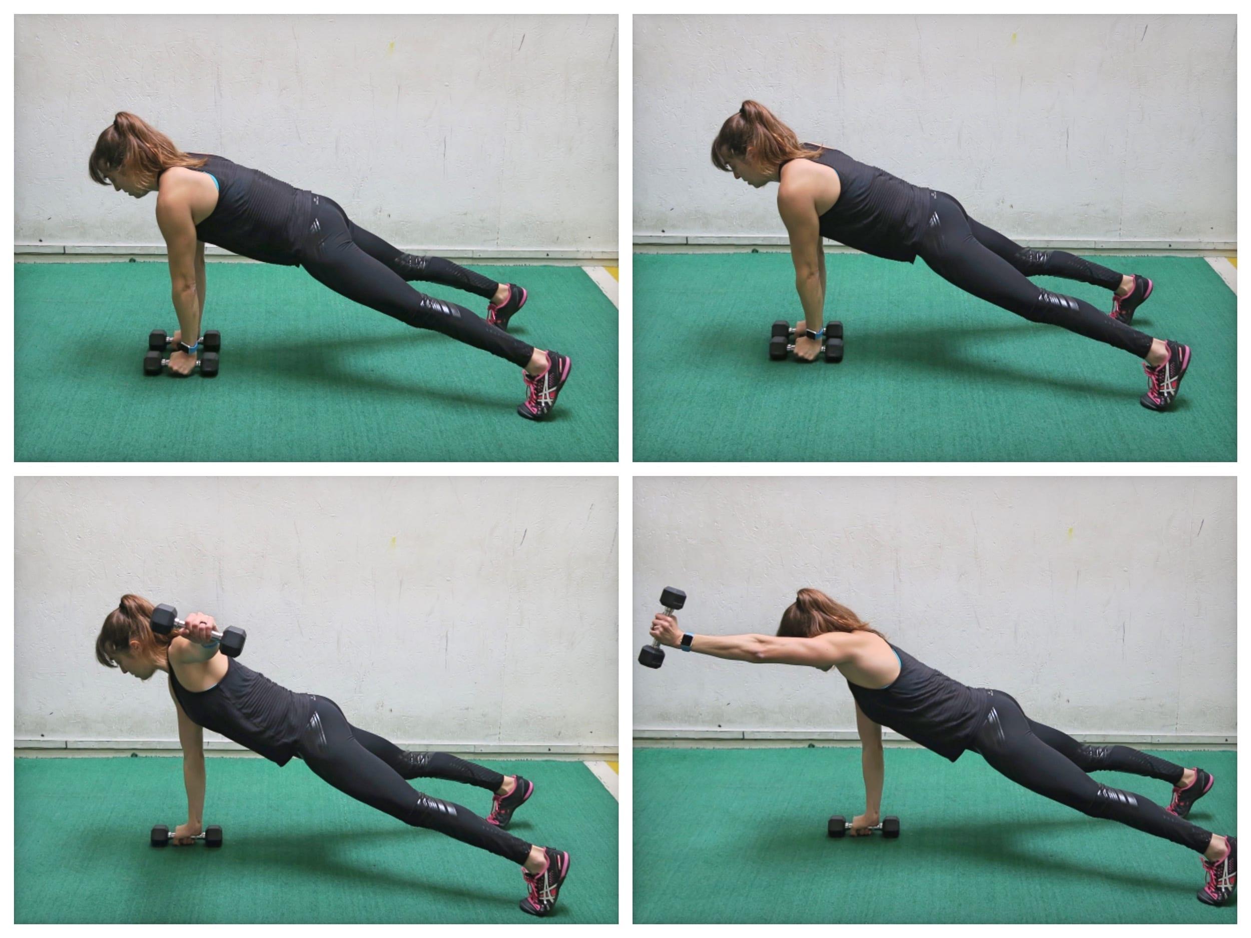 plank shoulder exercise