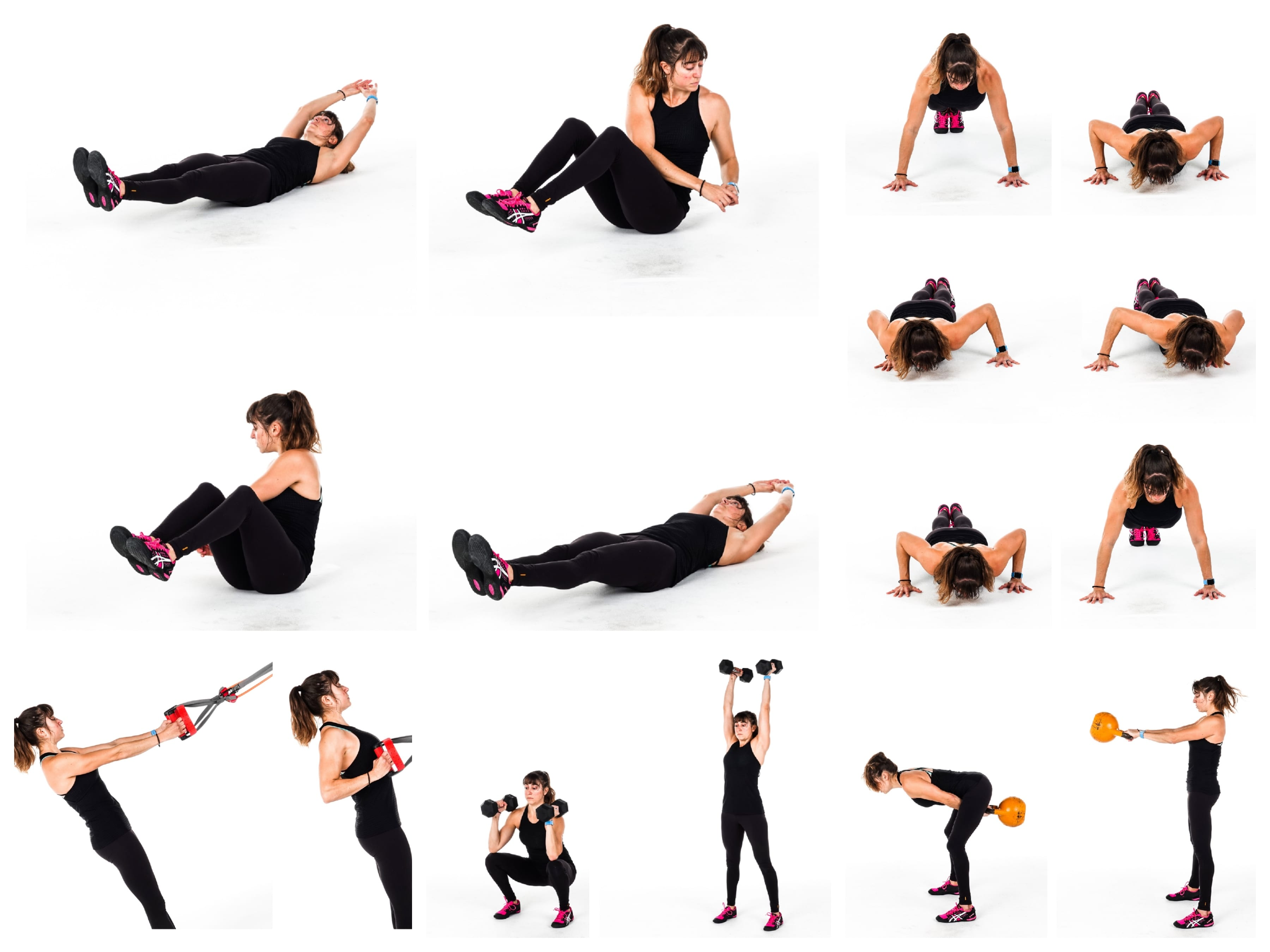 The Relay Cardio Workout