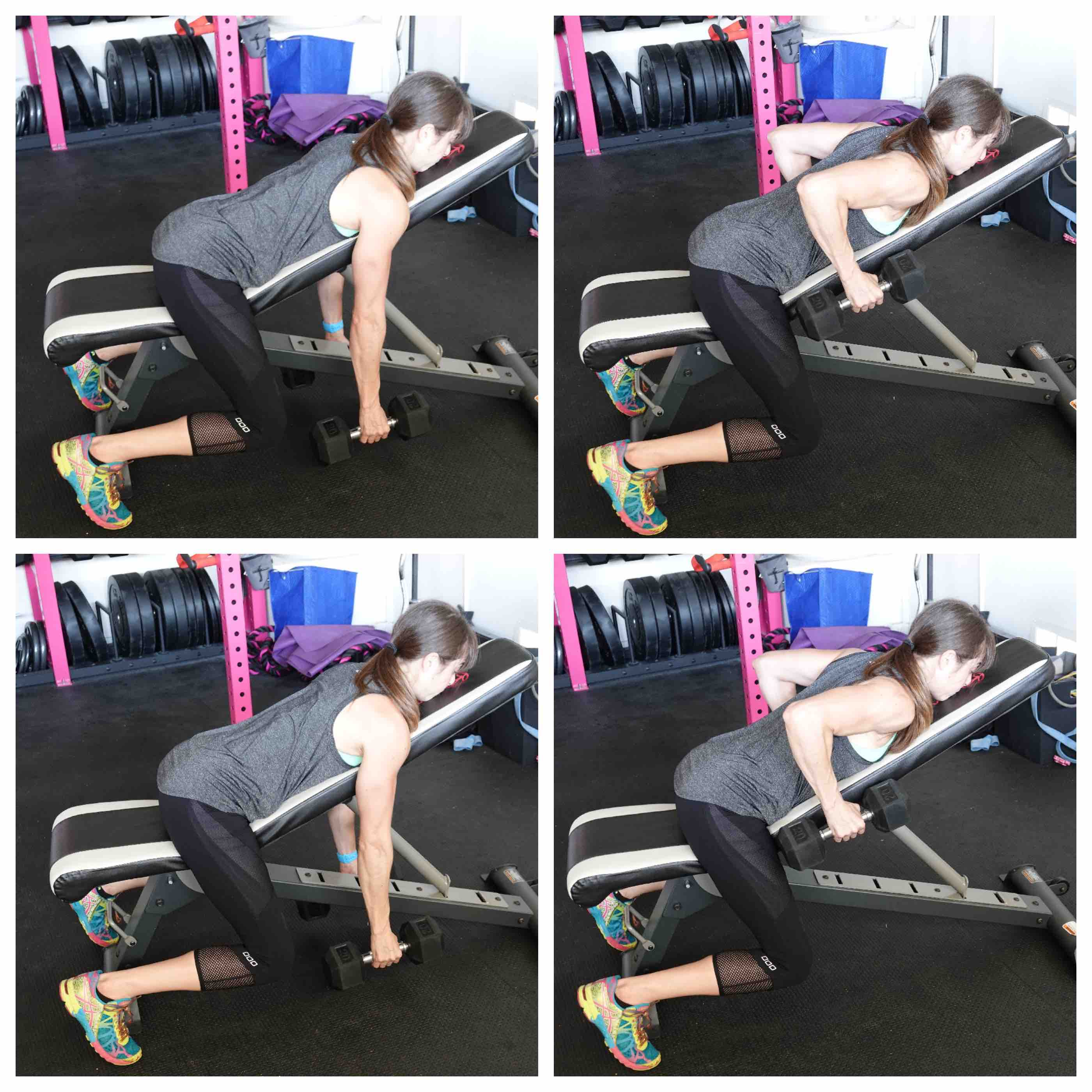 Avoid Lower Back Pain During Bent Over Rows And Flyes