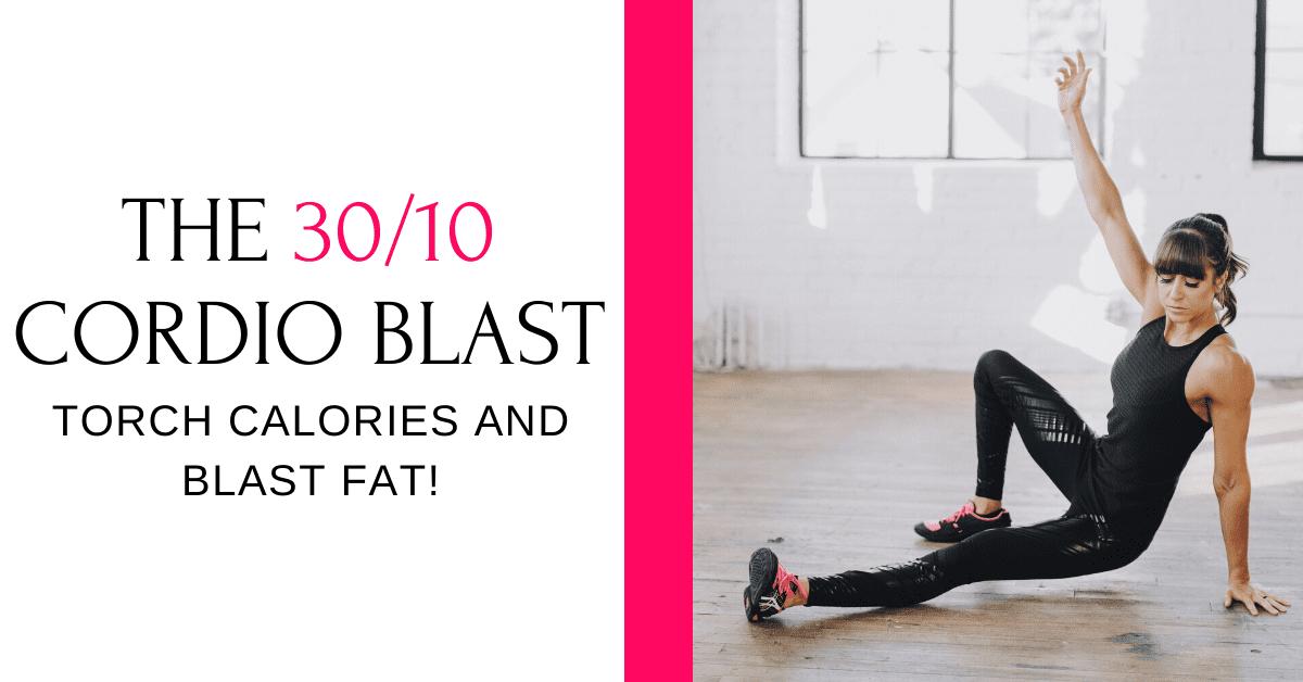 The 30/10 Bodyweight Cordio Blast