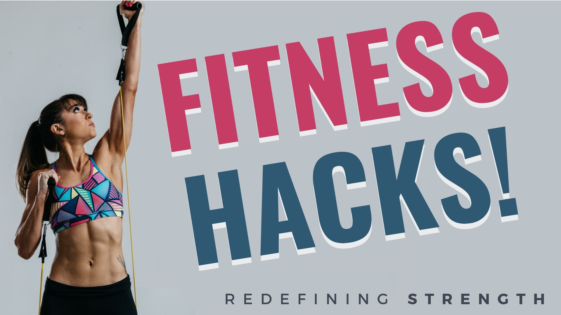 FHP S2:E1- The Fitness Hacks Podcast: Do You Need To Be Sore For Results? No Pain, No Gain?